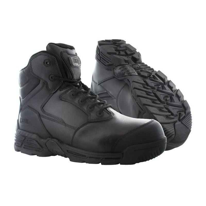 10ef6308b16 MAGNUM Stealth Force 6.0 Leather SZ CT CP WPi Wide, w/Toe Bumper 17000
