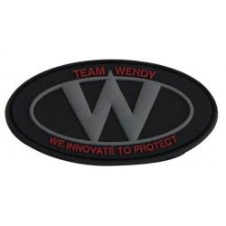 TW PVC Logo Black Helmet...