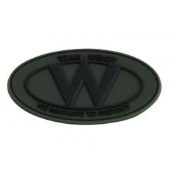 TW PVC Logo Green Helmet...