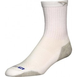 Sport Sock Crew White/Gray...