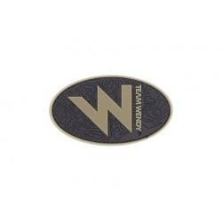 "TEAM WENDY ""W"" Velcro Logo..."